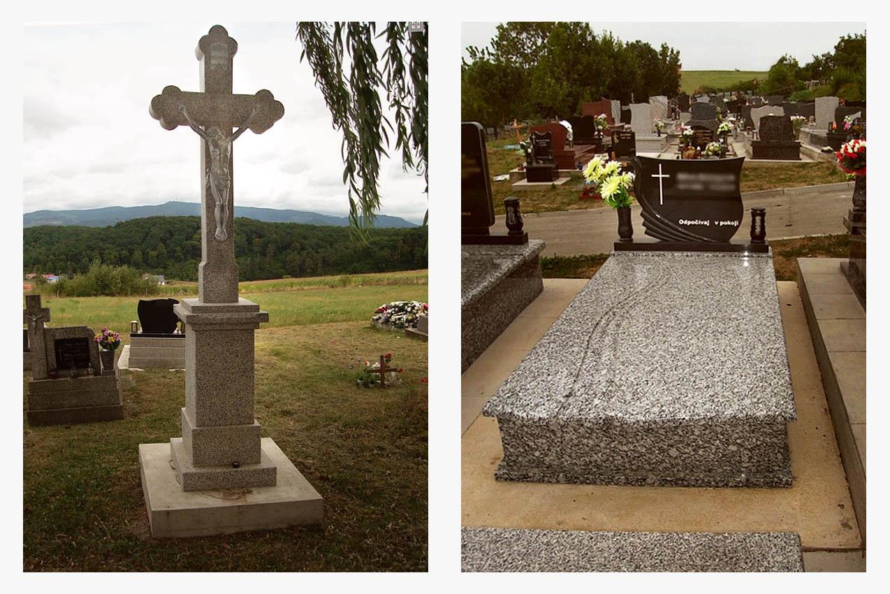 Pohrebná služa Posol - Kamenárske práce